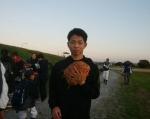 鶴指少年野球部のOB自慢!